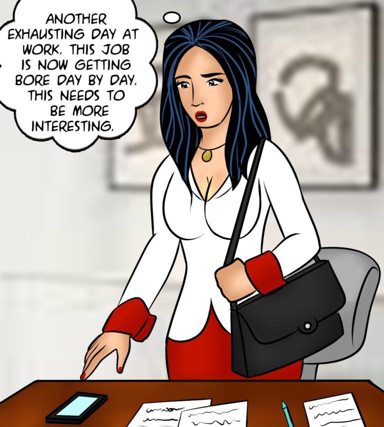 Veena Episode 14 - Panel 001