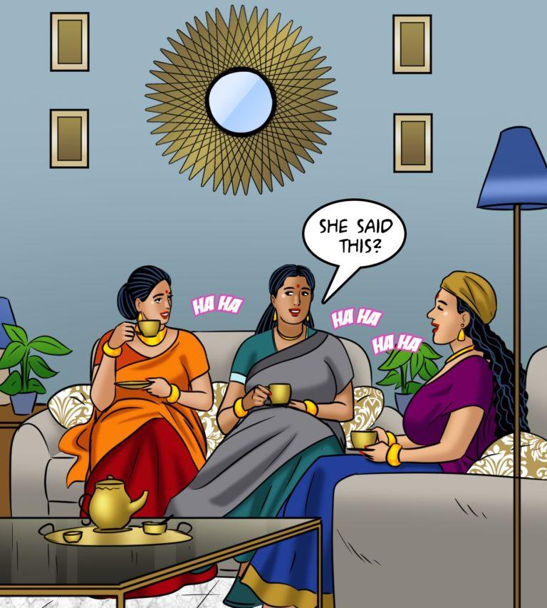 Velamma - Episode 111 - Page 001