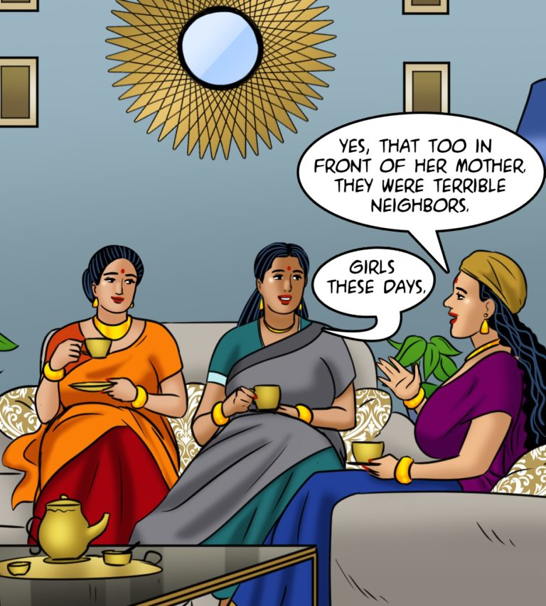 Velamma - Episode 111 - Page 002