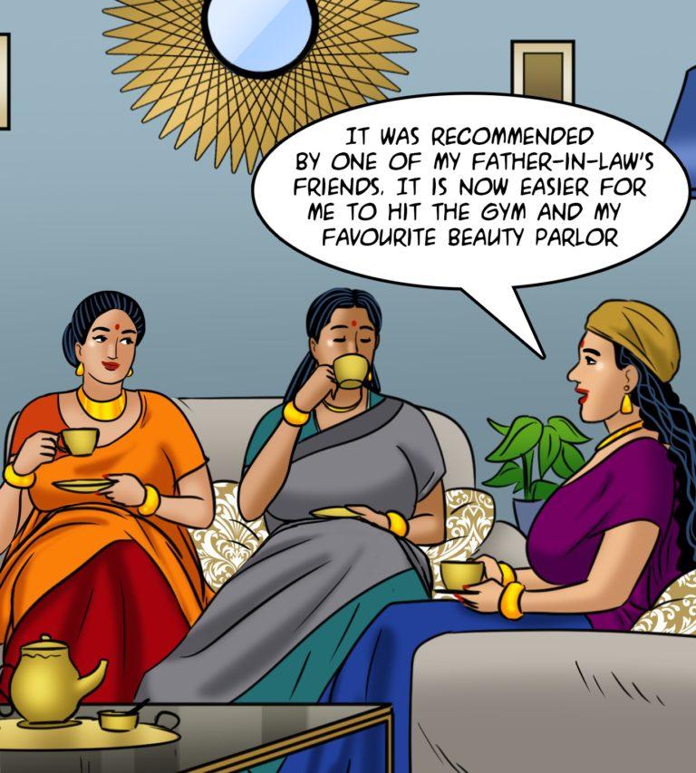 Velamma - Episode 111 - Page 004