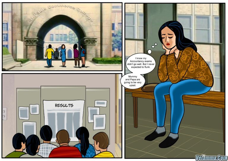 Veena - Episode 1 - To Sir With Love - Panel 001